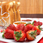 Yummy breakfast — Stock Photo #6348597