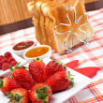 Yummy breakfast — Stock Photo #6348598