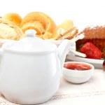 Yummy breakfast — Stock Photo #6348619