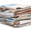 Newpapers — Stock Photo #6348851