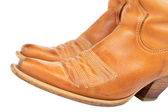 Cowboy boots — Stock Photo