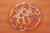 Pizza — Stockfoto