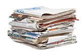 Newpapers — Foto de Stock