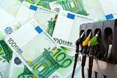 Energie en geld — Stockfoto