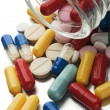 Colorful Pills — Stock Photo #5753997
