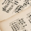 Music Notes — Stock Photo #5754208