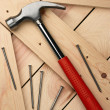 carpentry — Stock Photo #5754975
