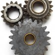 Old Gears — Foto de Stock