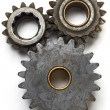 Old Gears — Stockfoto