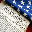 Constitution — Stock Photo #5756073