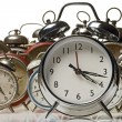Alarm clocks — Stock Photo #5756373