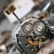 Clock mechanism — Stock Photo #5756398