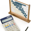 Calculation — Stock Photo