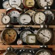 Clocks - Stock Photo