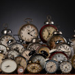 Foto de Stock  : Clocks