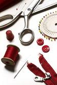 пошив одежды — Стоковое фото