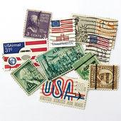 марки — Стоковое фото
