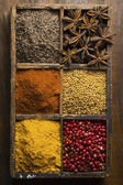 Spices — Stock fotografie
