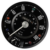 Speedometer — Stock Photo