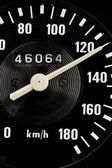 Prędkościomierz — Zdjęcie stockowe