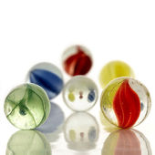 Marbles — Stock Photo