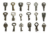 Small Keys — Stockfoto