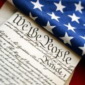 Constituição — Fotografia Stock
