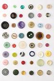 Botões — Foto Stock