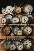Relógios — Foto Stock