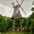 Windmill in Bremen, Germany — Stock Photo