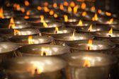Thousand candles — Stock Photo