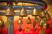 バンコクで黄金の鐘 — ストック写真