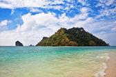 Lonely island — Stock Photo