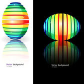 Egg vector — Stock Vector