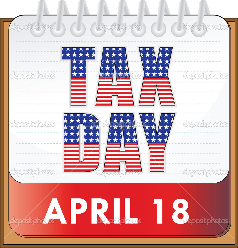 So Tax Day is pushed to the 17th. Importantly, Americans filing tax returns in spring will not feel the effects of the Republicans' new tax law that was passed in December. That's because tax.