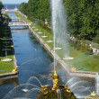 Peterhof - Peterdvorets — Stock Photo
