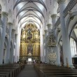 Stock Photo: Interior of Jesuit Church