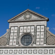 Cattedrale Santa maria Novella Firenze — Stock Photo