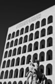 Rome square colosseum 1 — Stock Photo
