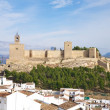 Royalty-Free Stock Photo: Antequera castle