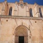 Ciutadella cathedral — Stock Photo #5783854