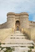 Frente do Castelo de chinchila — Fotografia Stock