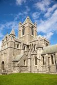 Christ church cathedral side — Stock Photo
