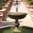 Arab ancient fountain — Stock Photo