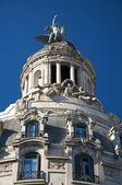 Big cupola in barcelona — Stock Photo