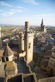 En la parte superior del castillo — Foto de Stock