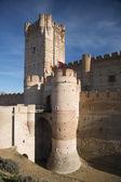 Mota castle tower — Stock Photo