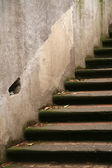 Old stone stairs — Stockfoto