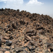 Volcanic rocks - Stock Photo