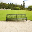 Classic metal bench — Stock Photo #6540558